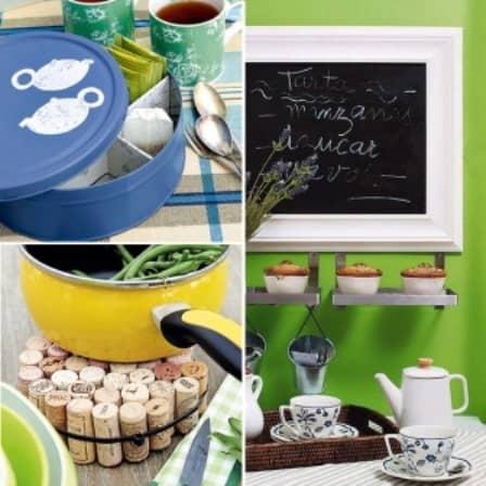Оригинальные и интересные идеи для кухни