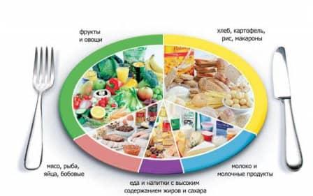 Основные принципы здорового питания