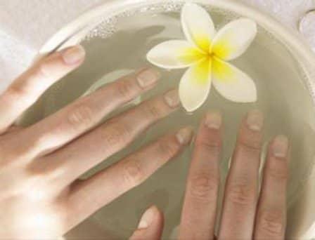 Программа восстановления ногтевой пластины