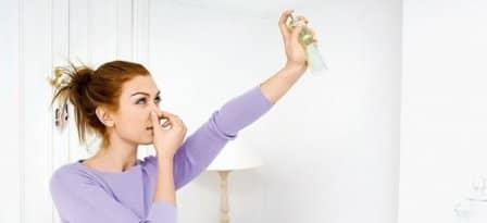 Как избавиться от неприятного запаха?