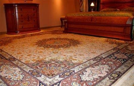 Если дома — ковры