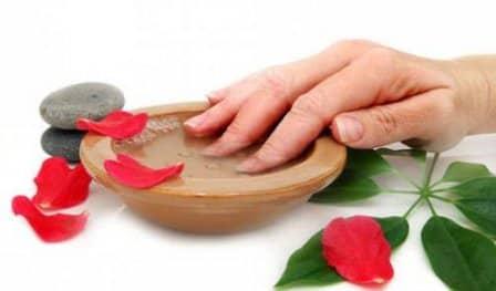 Укрепление хрупких ногтей