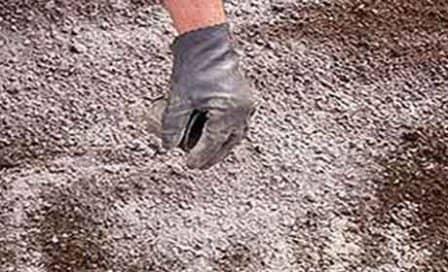 Гипсование почвы