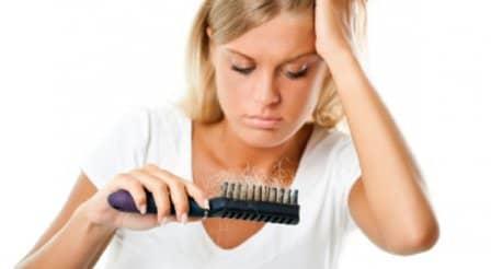 Причины выпадения волос и способы их лечения