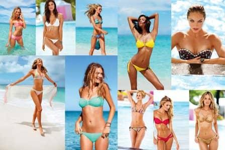 Коллекция купальников от Victoria's Secret