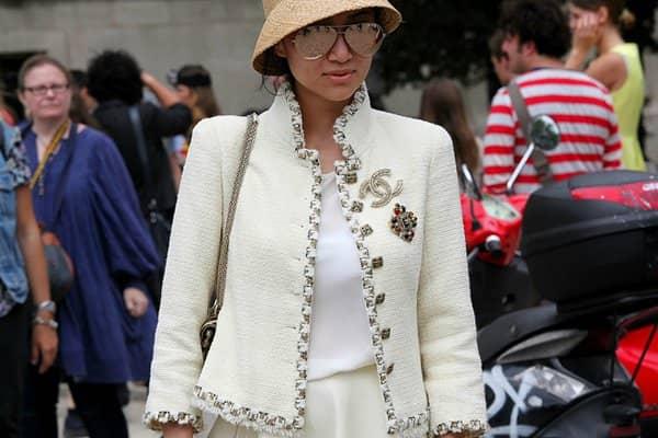 Жакеты Chanel