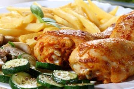 Зависимость от вкусной еды
