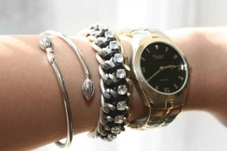Стильный браслет своими руками - мастер-класс