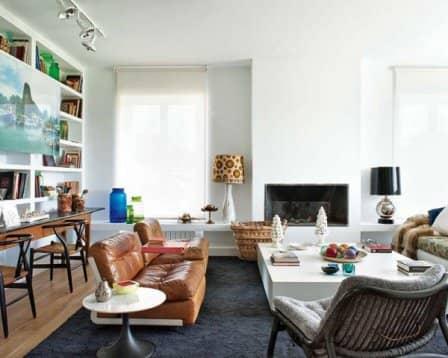 Дизайн интерьера загородного дома по-испански