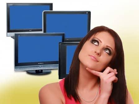 Какой телевизор выбрать по типу экрана?