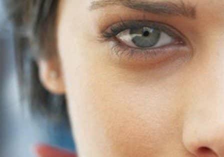 Мешки и темные круги по глазами