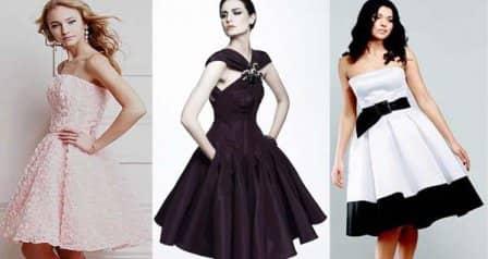 модные платья в пол для полных