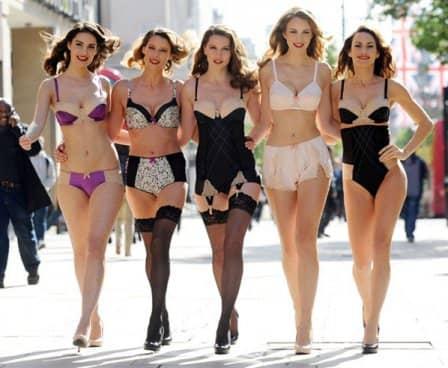 Самые популярные итальянские фирмы нижнего белья