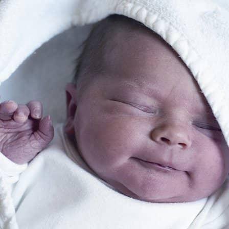 Интересные факты о новорожденных детях