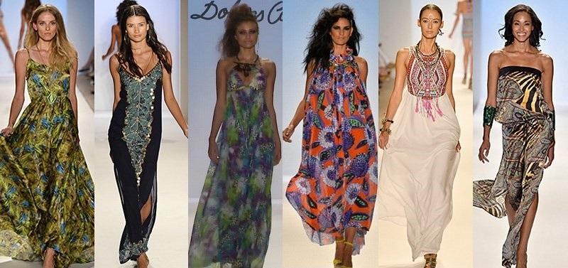 В сезоне весна лето 2015 будут модны и