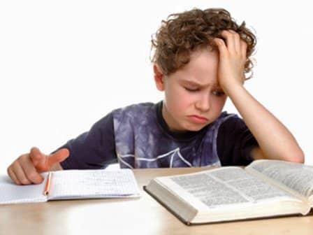 Почему ребенок плохо учится в школе?