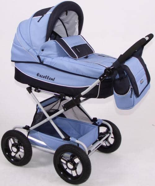 Фотография в Для детей Детские коляски Продам детскую коляску, была изготовлена в Екатеринбурге 7 000