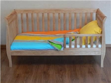 Обзор кроватки Gruis для нашего малыша