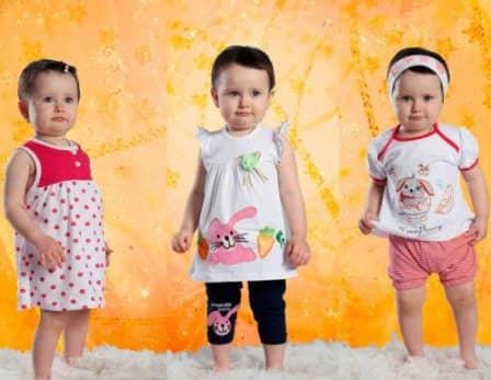 Как выбрать детский трикотаж?