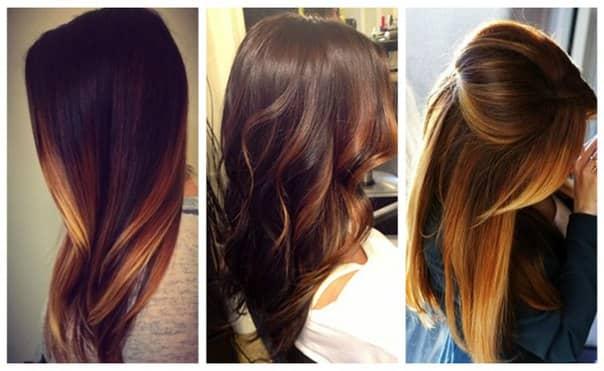 Как покрасить волосы модно