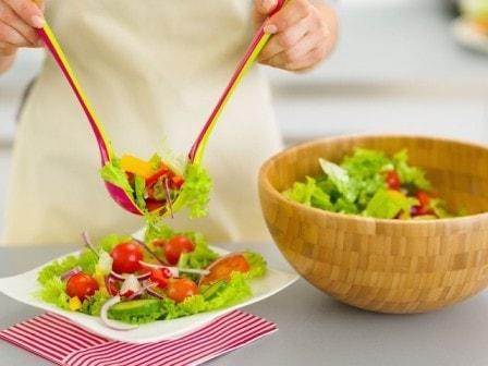 программа здорового питания для похудения на месяц
