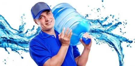 Услуги доставки питьевой воды на дом