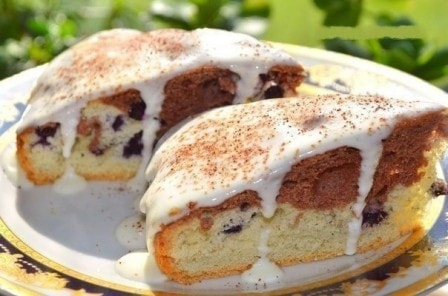 Простой тортик