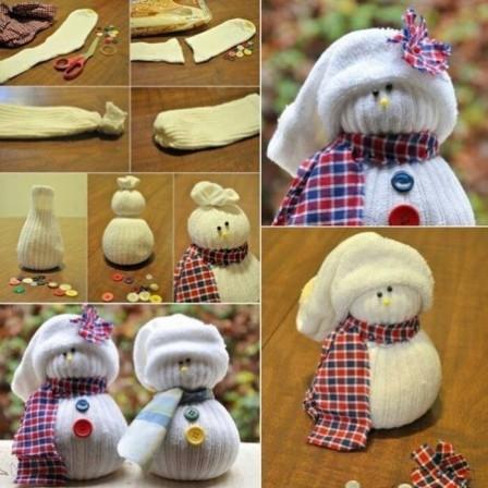 Мягкие игрушки из носков своими руками - 10 мастер-классов