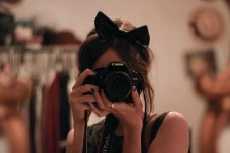 Какую опасность таит фотографирование себя в зеркале?