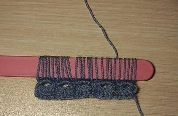 Перуанское вязание «Брумстик» крючком - мастер-класс