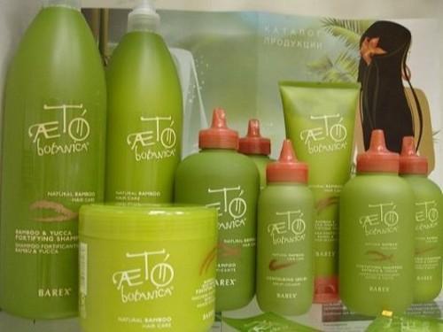 Эфирное масло для волос вивасан