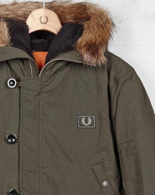Купить Зимние Куртки Fred Perry
