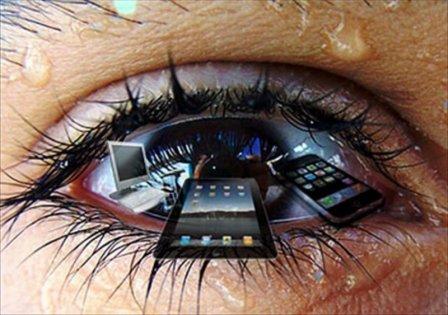 Как не испортить зрение, работая за компьютером