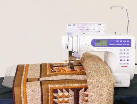 Выбираем швейную машинку для лоскутного шитья (квилтинга)