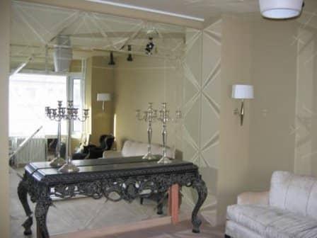 Как преобразить квартиру с помощью зеркал