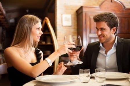 Свидание и брак