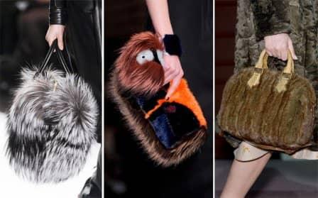 Модные сумки 2014 - фото
