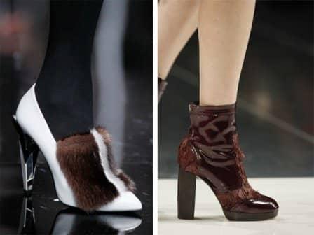 Модные тенденции - обувь осень-зима (2013-2014)