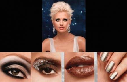 Вечерний макияж + фото