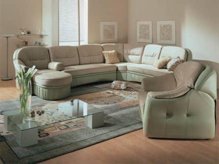 Обивка и цвет мебели