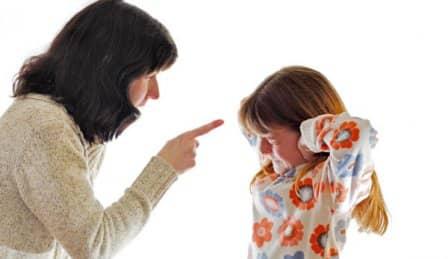 Слишком много «нельзя» в воспитании ребенка