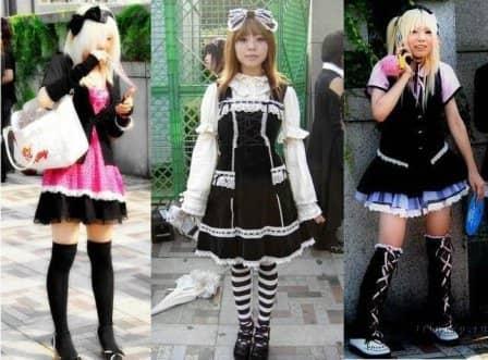 Японская уличная мода - фото