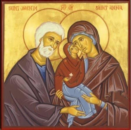 Молитва при желании иметь детей