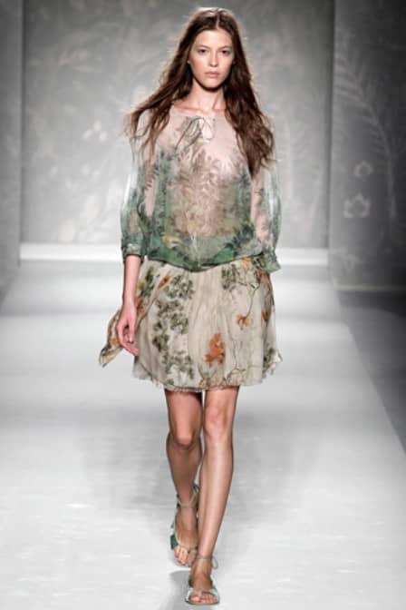 Alberta Ferretti - стильная коллекция