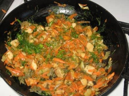 Фаршированные куриные окорочка (рецепт с фото)