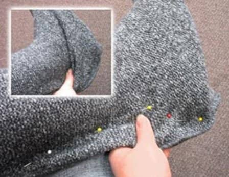 Уютные сапожки из старого свитера - мастер-класс