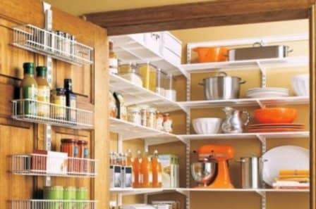 Организация кухонного пространства - фото