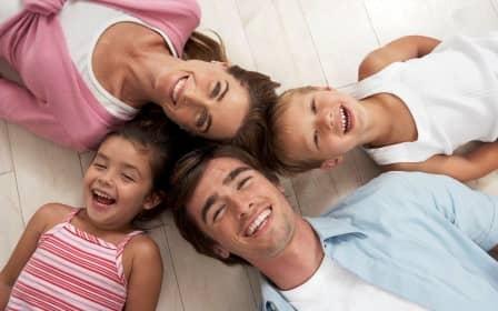 Десять признаков-характеристик семейных отношений