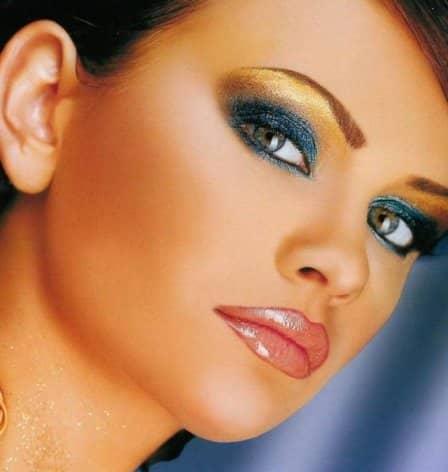 Чудеса макияжа - Визажист Вадим Андреев (часть 2)