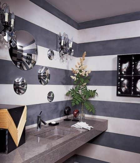 Идеи по декорированию зоны умывания - фото